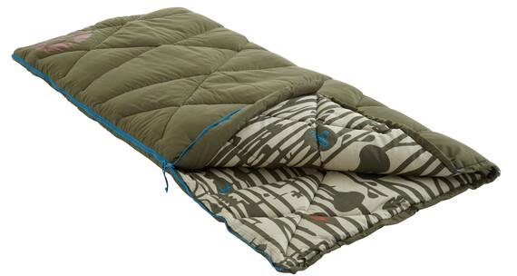 Nomad Sleepyhero Sleepingbag Leaf/Print